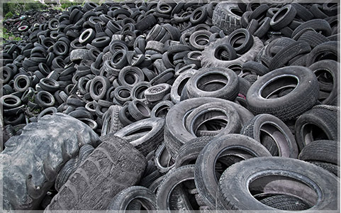 tyre recycling in australia