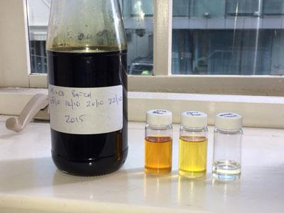 tyres as biofuel source