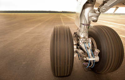 aircraft tyre