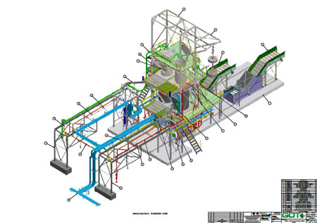 Toowoomba tyre recycling plant schema