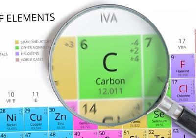 carbon periodic element