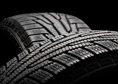 modern car tyres