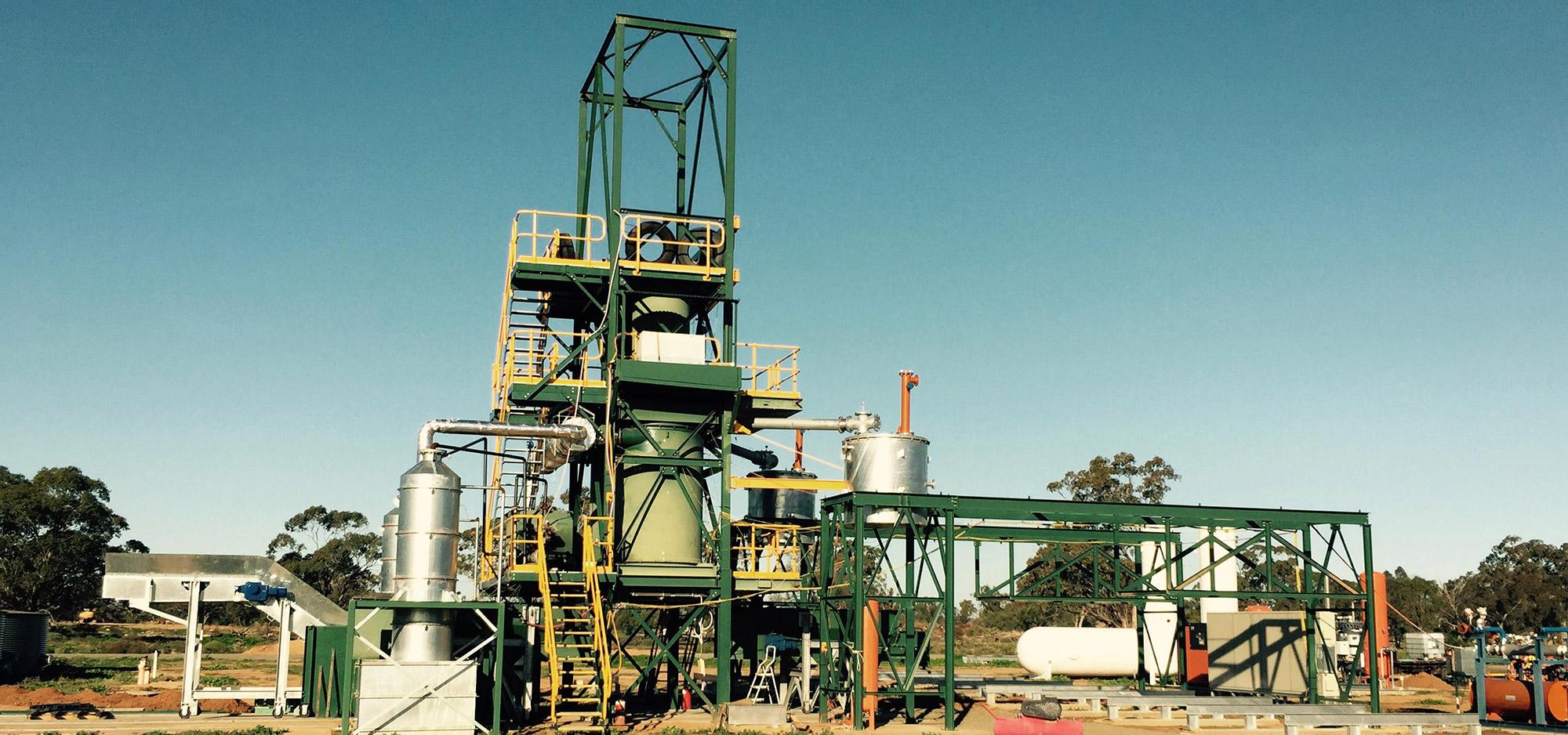 gdtc warren processing plant
