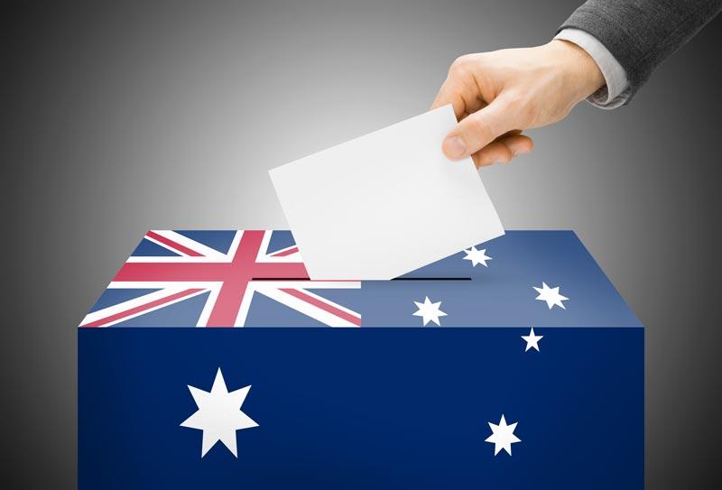 Letter to Australian MP